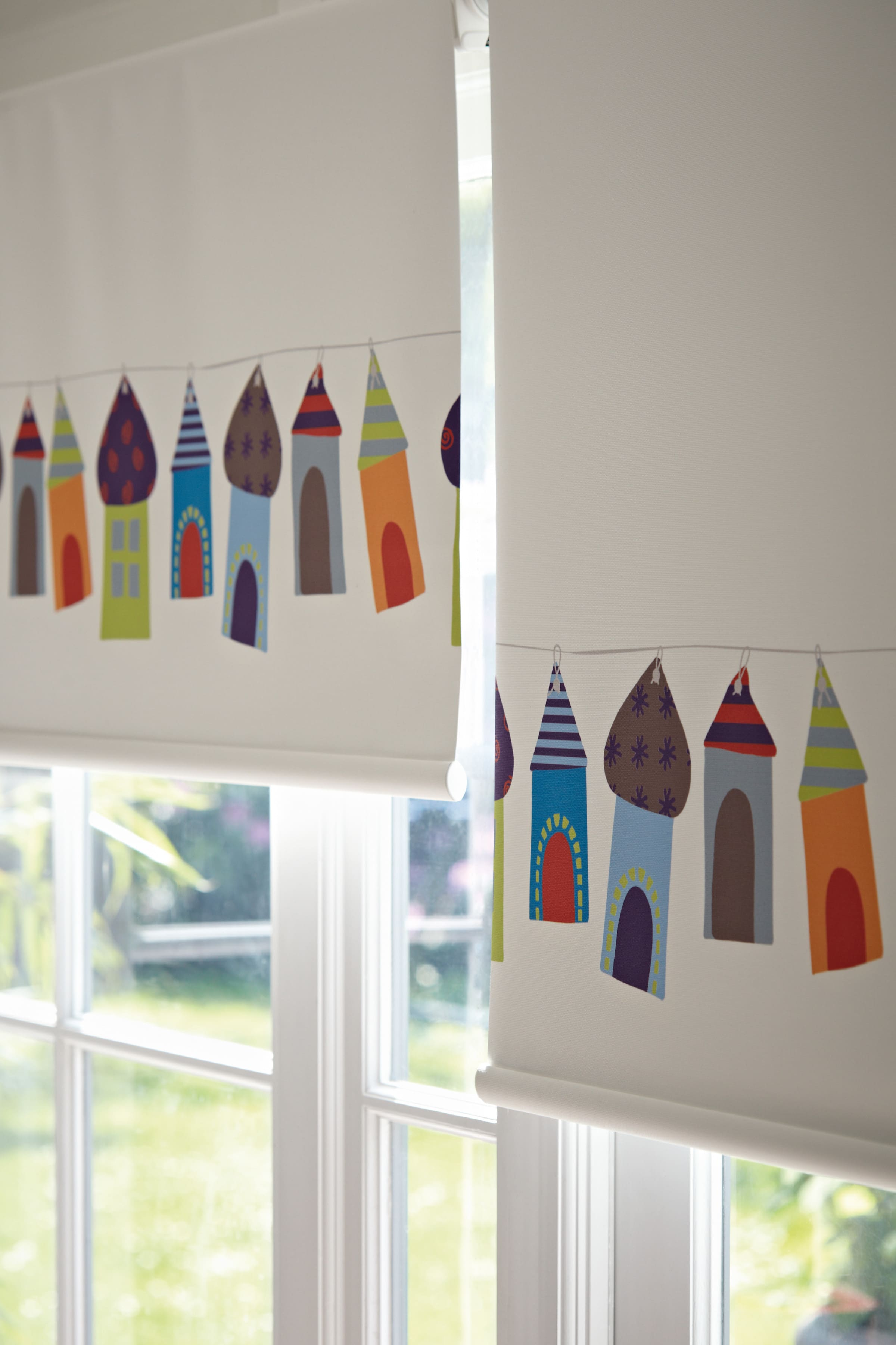 Roller Blinds for children's rooms