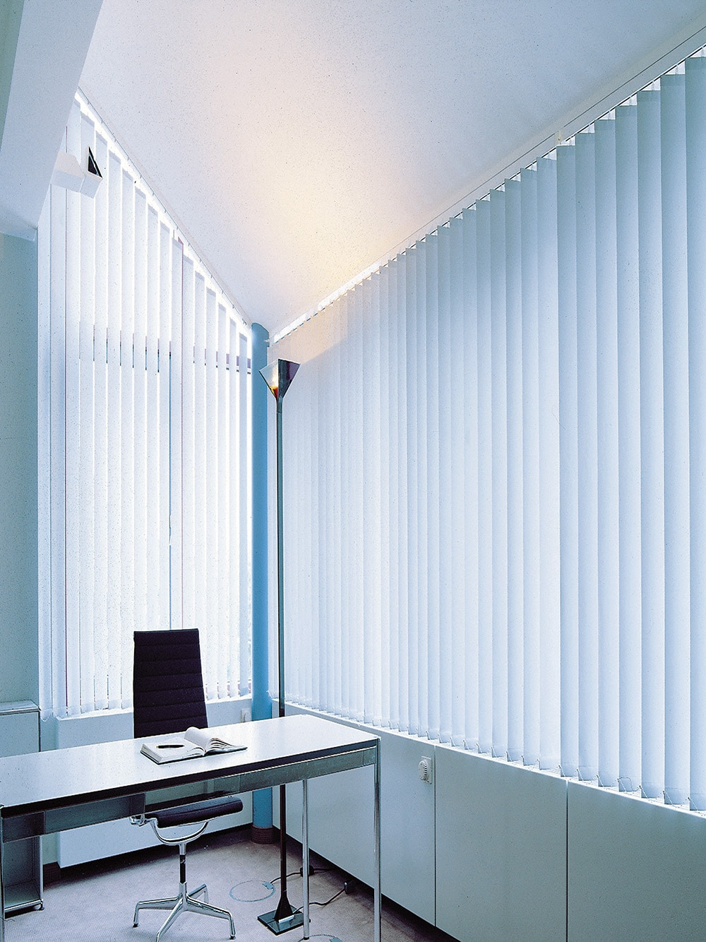 Vertical Blinds For The Office Babic Interiors