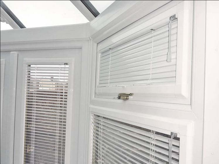 Blinds for upvc and bifolding doors babic interiors for Double glazed doors fitted