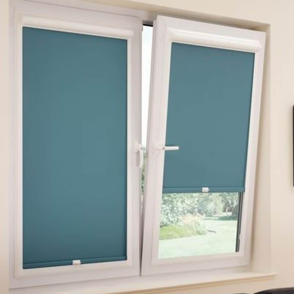 Blinds for upvc and bifolding doors babic interiors for Upvc windows and doors