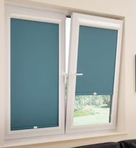 Blinds for upvc doors