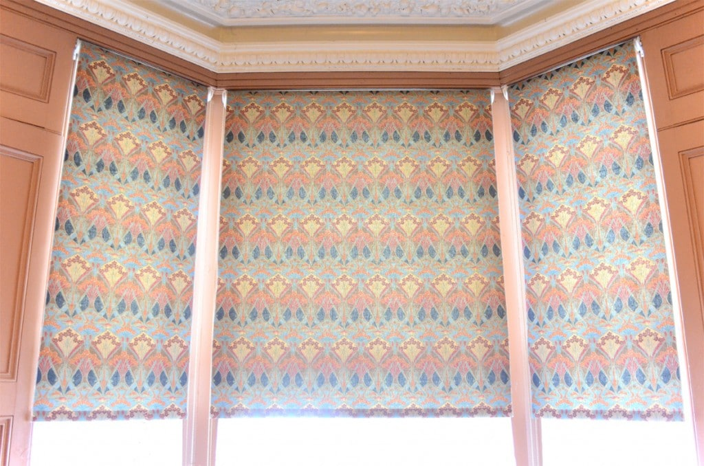 roller blinds laminated fabric