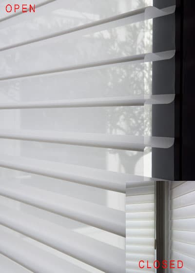 multifunctional blinds